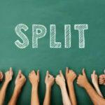 split dividend